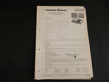 Original Service Manual Philips  22 GF 628
