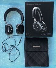 """Casque BOWERS & WILKINS B&W P5 S2 """"Made For iPhone, iPod And iPad"""" Headphone NEW"""