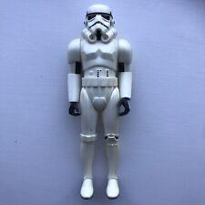 "Vintage Star Wars 12"" STORMTROOPER 1979 Figure Toy Kenner Hong Kong"
