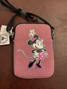 Disney Parks Minnie Mouse Pink Metallic Tablet Mini iPad Case D-Tech New