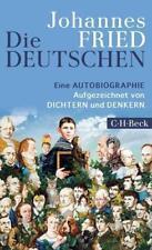 Die Deutschen von Johannes Fried (2018, Taschenbuch)