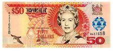 Fiji ... P-108a ... 50 Dollars ... ND(1996) ... *UNC*