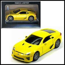TOMICA LIMITED TL LEXUS LFA 1/61 NEW DIECAST CAR YELLOW