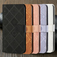 For Xiaomi Redmi 9A 8A Note 9S Poco X3 NFC Flip Leather Wallet Stand Case Cover