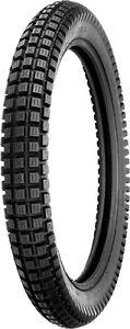 SHINKO SR241 SERIES 3.50-18 Front Bias BW Motorcycle Tire 56P 4PR TT