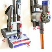 Storage Rack Holder Expansion Tubes For Dyson V7 V8 V10 Absolute Vacuum Cleaner