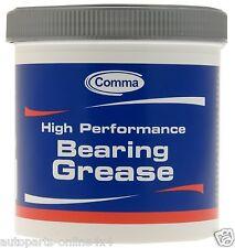 comma Haute Performance résistant Lithium ROULEMENT GRAISSE 500g - bg2500g
