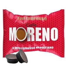 100 CAPSULE CAFFE' MORENO MISCELA TOP ESPRESSO A MODO MIO OR