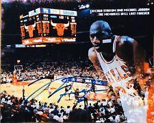 Michael Jordan Autographed Signed 8x10 Photo Chicago Stadium / Authentic