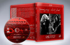 No Quarter Unledded Jimmy Page & Robert Plant  Blu-ray Full HD new