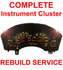 Speedometer Instrument Gauge Cluster Rebuild Repair for 2004-2007 Infiniti Qx56