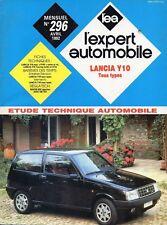 Revue Technique Automobile - Lancia Y10 - Tous Types - N° 296 - 1992 - 228 pages