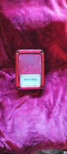 Drivers side rear Tail Light. Practically new. 2007-2017 Jeep jk