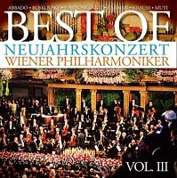 WIENER PHILHARMONIKER - NEW!JAHRSKONZERT BEST OF VOL,3  2 CD NEW! VARIOUS