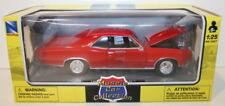 NewRay 1/25 Scale Diecast - 71853 - 1966 Pontiac GTO - Red