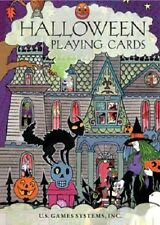 Halloween Playing Cards New Deck