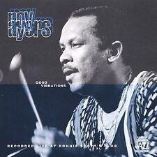 1 CENT CD ROY AYERS- GOOD VIBRATIONS