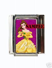 Disney Belle #4 Custom Italian Charm Beauty and Beast