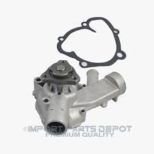 Water Pump + Gasket Porsche 924 Base Turbo Premium 048011 New