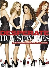 Desperate Housewives ~ Complete Eighth Final Season 8 Eight ~ NEW 5-DISC DVD SET