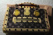 Authentic Louis Vuitton Trompe L'oeil Le FABULEUX Tote - Yellow
