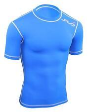 Camisetas y polos de deporte de hombre camisa azul