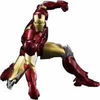 S.H.Figuarts Iron Man Mark 6 Action Figure BANDAI TAMASHII NATIONS from Japan