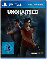 Uncharted: The Lost Legacy PS4 deutsche Version (Sony PlayStation 4) NEUWARE