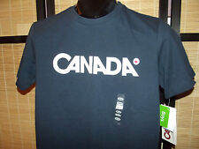Vancouver 2010 Winter Olympic HBC boys size 10/12 Blue T-shirt new with tags HBC