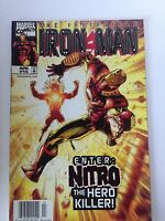 Ironman # 15 Marvel Comics