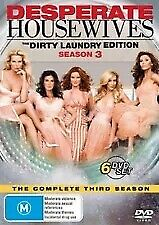 DESPERATE HOUSEWIVES The Complete Third Season 3 (6 Disc DVD) - Region 4 **NEW**