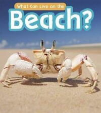 What Can Live at the Beach? (What Can Live There?),Wilkins, John-Paul,New Book m