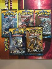 *BRAND NEW* Pokemon Sun and Moon Booster Pack English