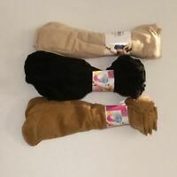 10-Paar Damen Feinsöckchen Feinstrumpfsöckchen Socken mit Komfortbund Schwarz
