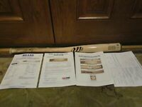 2007 David Wright Game Used Marucci DW5 Baseball Bat PSA Mears Certified 9.5