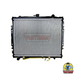 Radiator Holden Rodeo TF Ute G3 & G6 4Cyl 2.6L Petrol 7/88-12/97 Manual & Automa