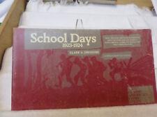Classic American Comic Strips School Days 1923-1924 Clare V. Dwiggins