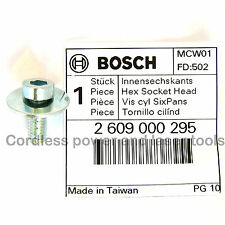 Bosch PMF 180 190 E 10.8V-Li GOP Multi Cutter Saw Blade Clamp Screw 2609000295