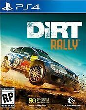 Dirt Rally (Sony PlayStation 4, 2016)