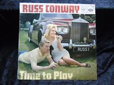 Russ Conway - Time To Play - Vinyl Album