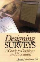 Designing Surveys    by Johnny Blair