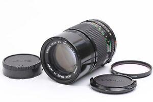 [NEAR MINT] Canon New FD 135mm f/3.5 (5111)