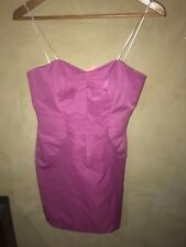 Wish Accelerator Magenta Mini Club Party Dress New Size S 10