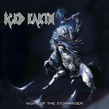 ICED EARTH - NIGHT OF THE STORMRIDER (RE-ISSUE 2015)  CD NEU