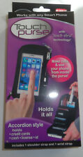 (6) Cellular Smart Phone TOUCH PURSE Samsung GALAXY Apple iPhone WHOLESALE