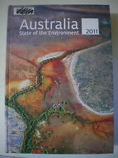 Aust rare: AUSTRALIA - STATE OF THE ENVIRONMENT 2011 Science -4.1 kg h/c book