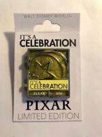 WDW Pixar Party Countdown Inside Out Joy Sadness LE Disney Pin