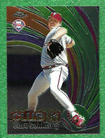 1999 Topps Chrome Baseball All-Etch #AE26 Curt Schilling  As shown