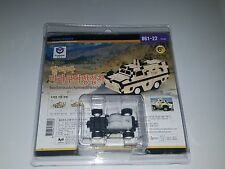 Young Modeler Ym861-22 Run Barracuda Armored Vehicle Tank Wooden Model Kit