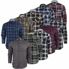 Brave Soul Cotton Check Regular Casual Shirts & Tops for Men